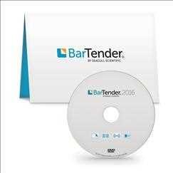 תוכנת עיצוב מדבקות (ברטנדר) Bartender Professional - תמונה 1