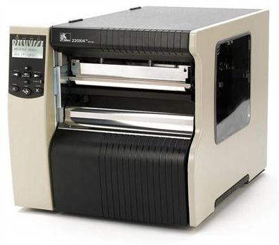 מדפסת תעשייתית ZEBRA 220XI4 INDUSTRIAL PRINTER SUPPORT