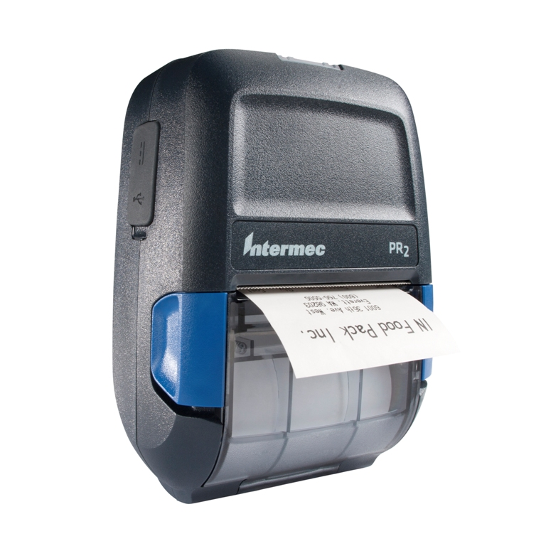 מדפסת ניידת INTERMEC HONEYWELL PR2